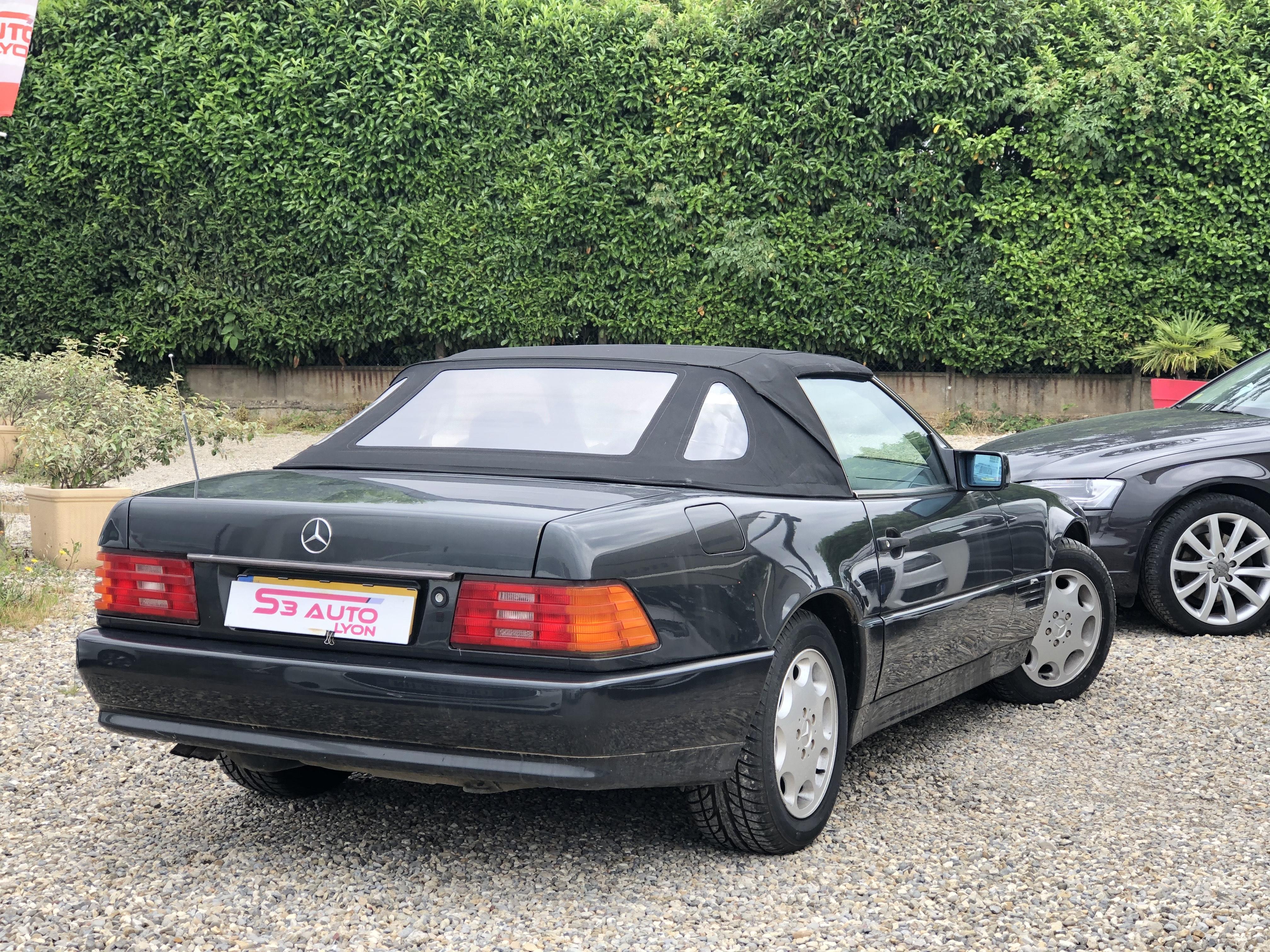 Mercedes-Benz SL SL300 R129 3 0 V6 190CV A SAISIR