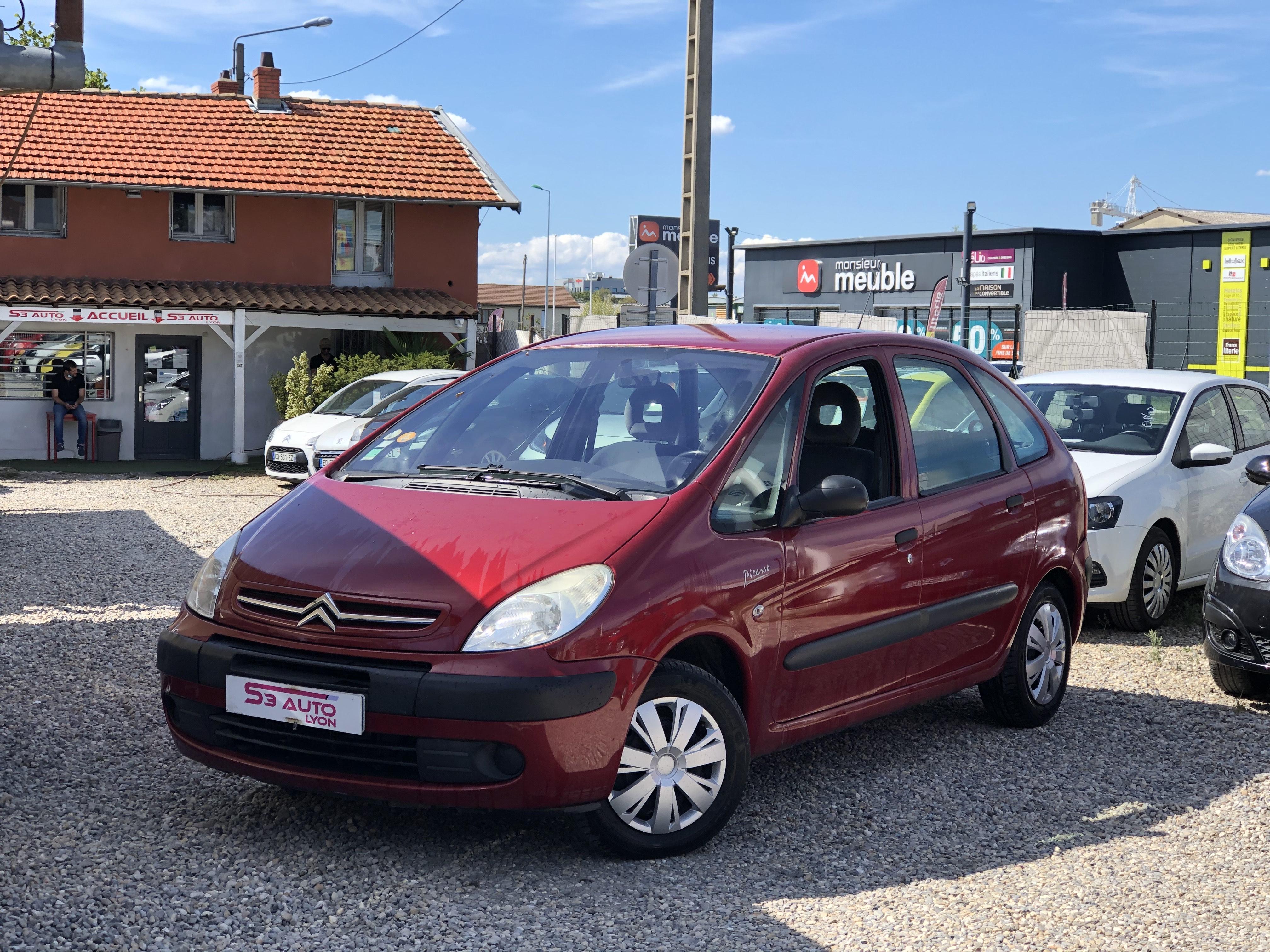 Citroën Xsara Picasso  1 6 HDi110 FAP