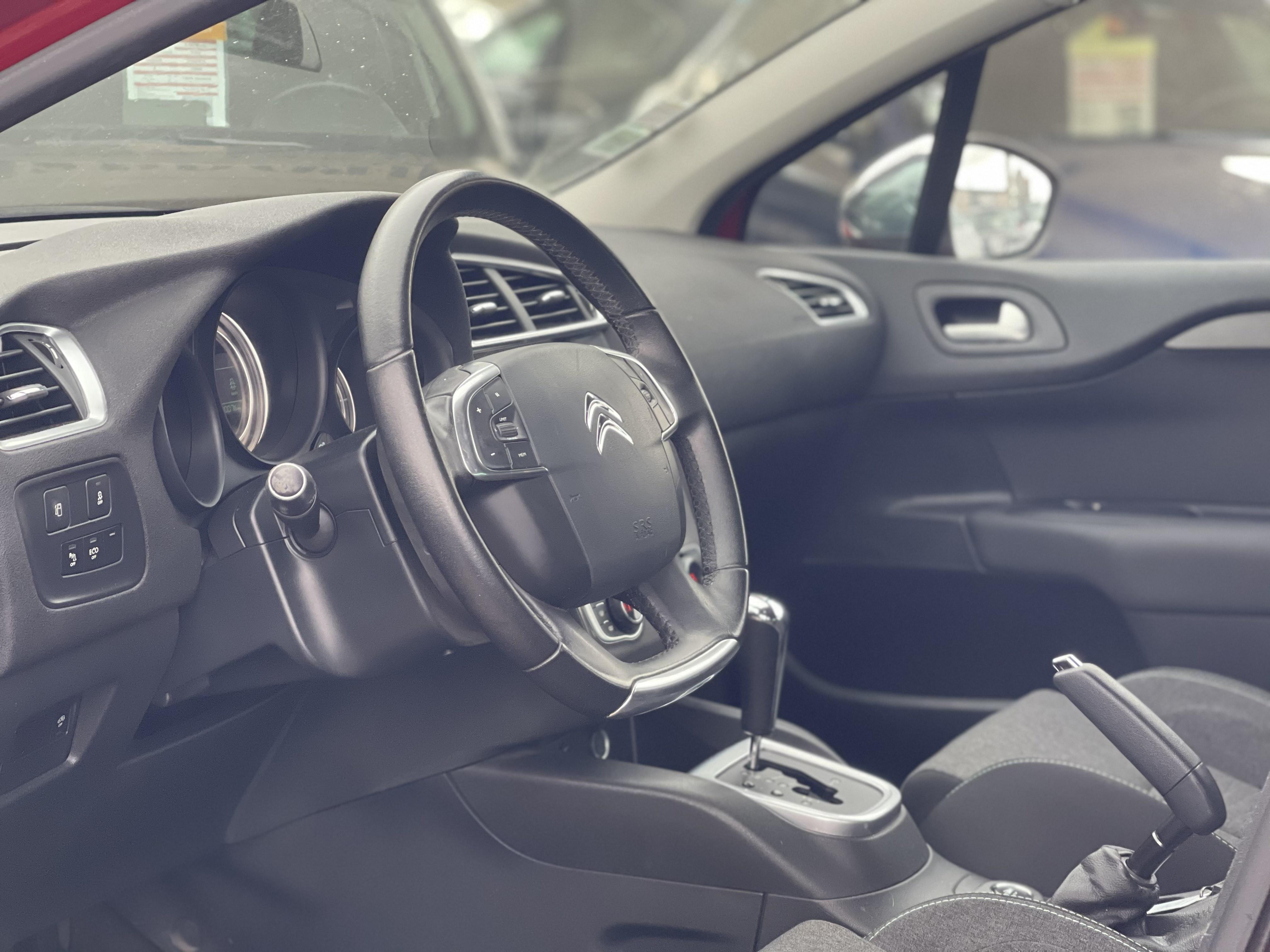Citroën C4 II PureTech 130ch Millenium S&S EAT6