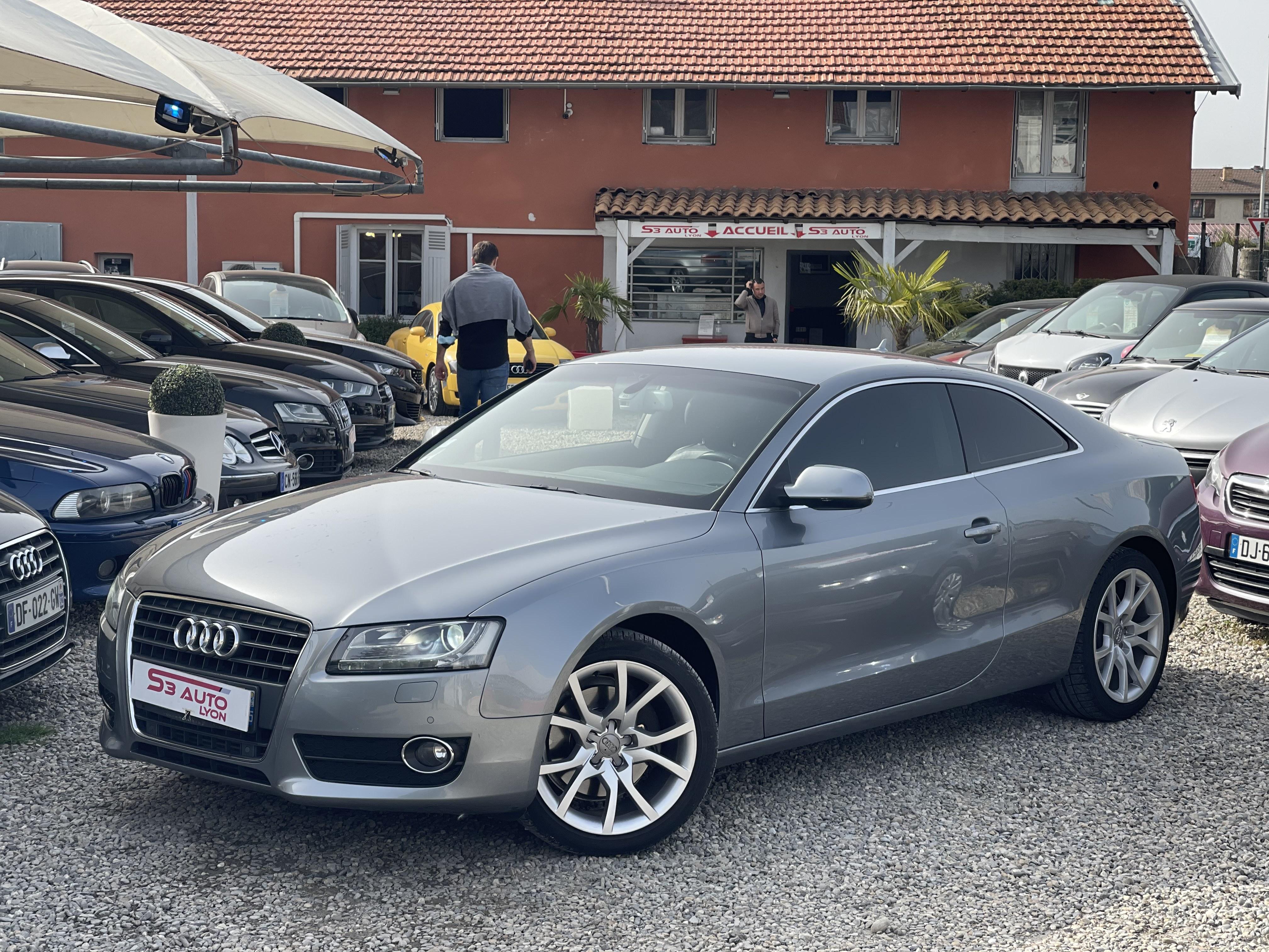 Audi A5 2 7 V6 TDI 190 Ambition Luxe Multitronic