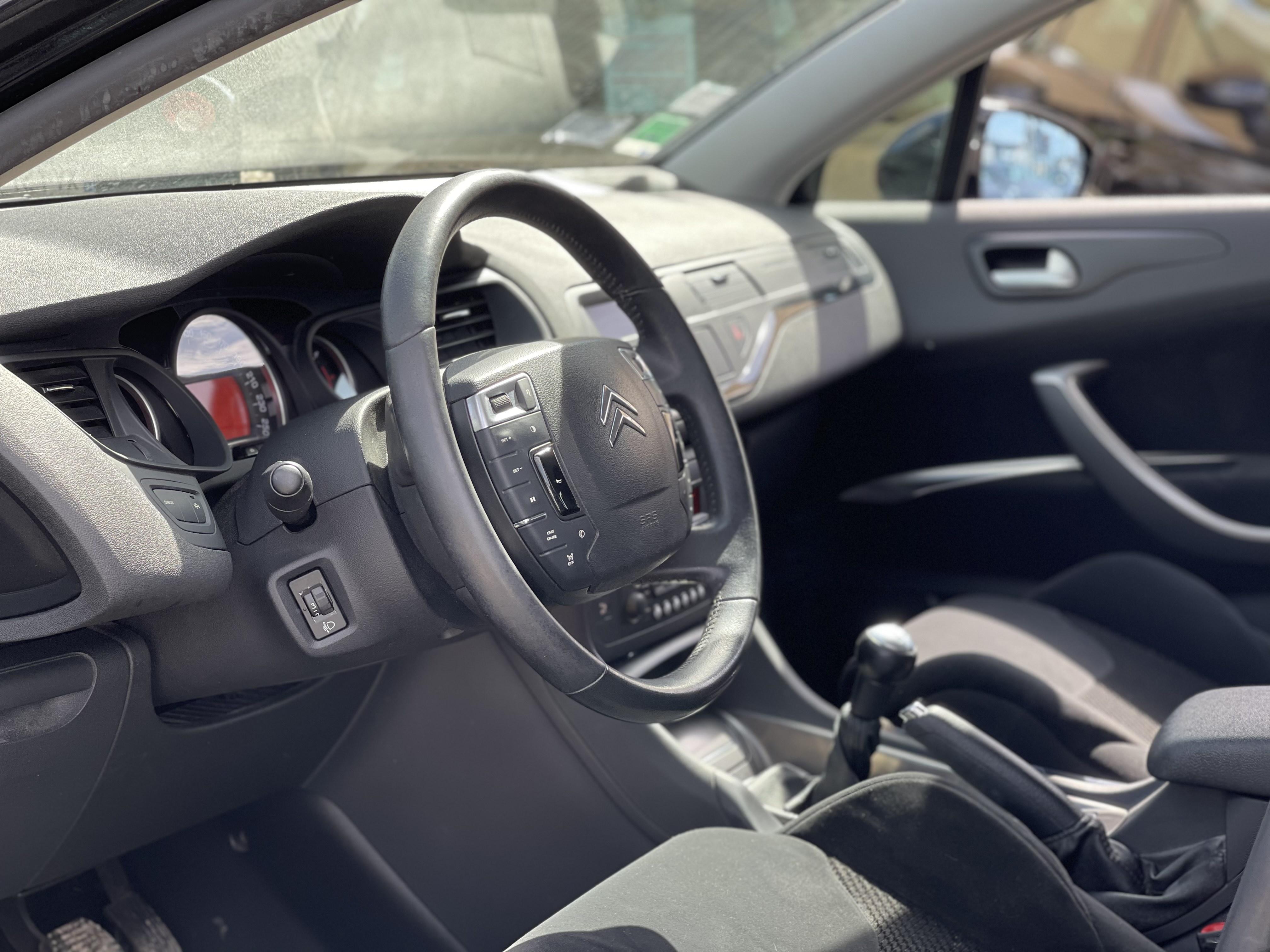 Citroën C5 II 1 6 HDi110 FAP Confort