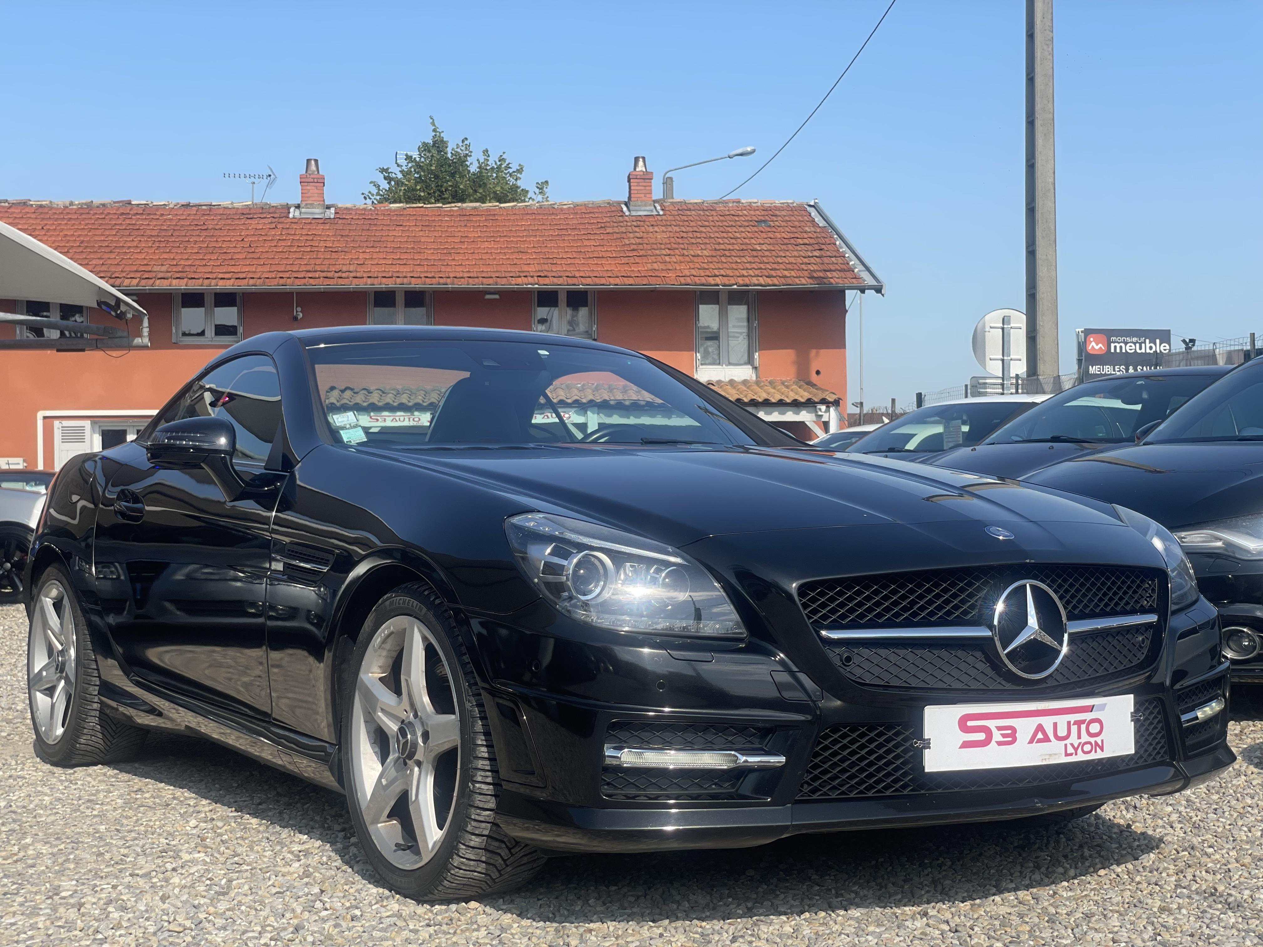 Mercedes-Benz SLK III (R172) 250 7GTro+