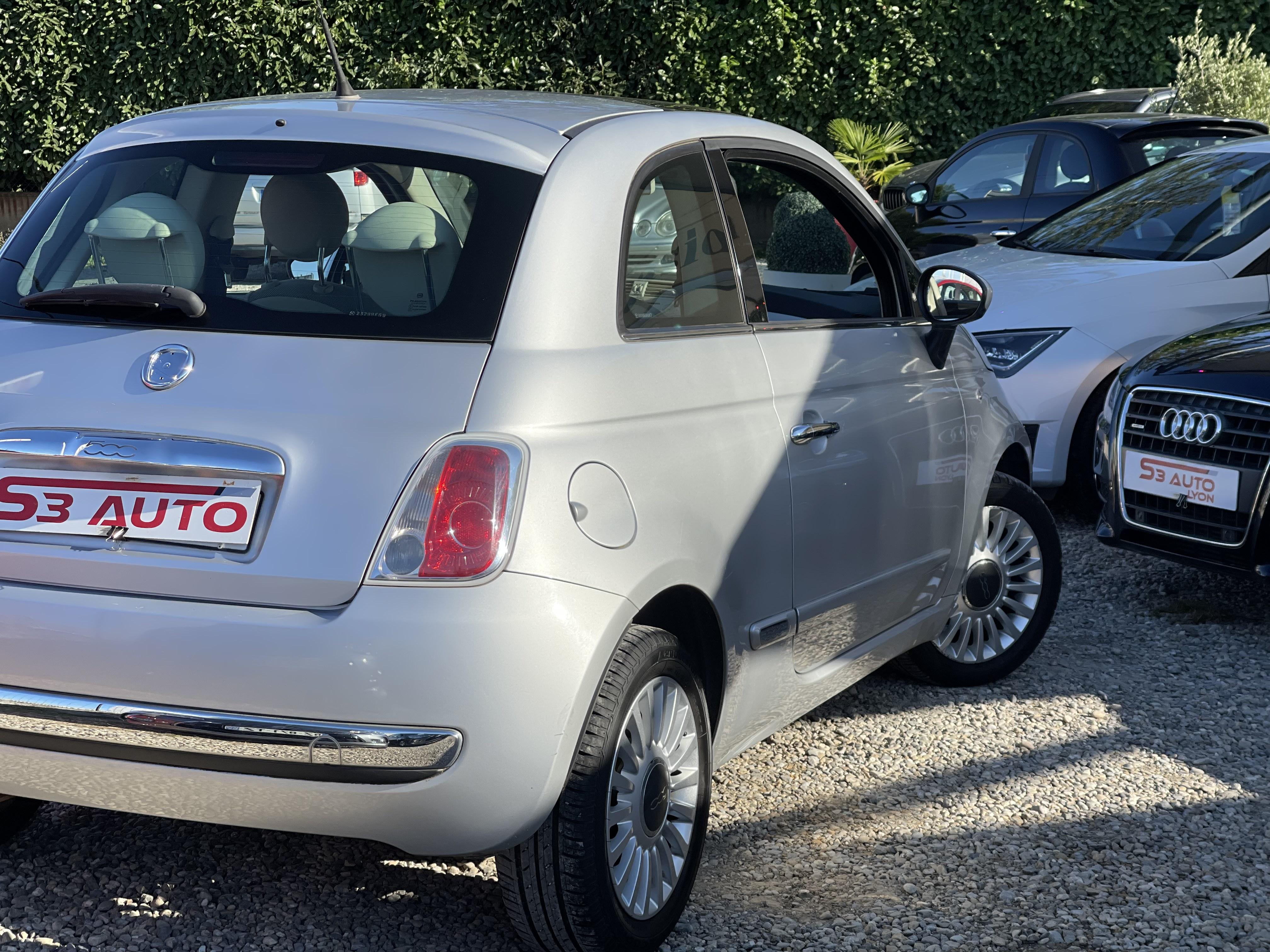 Fiat 500  1 3 Multijet 16v 75ch DPF Lounge